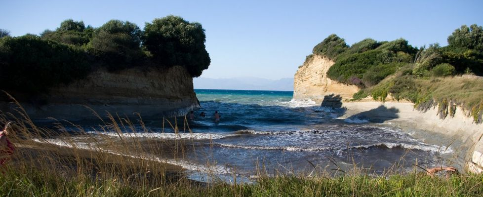 Accommodation in Corfu