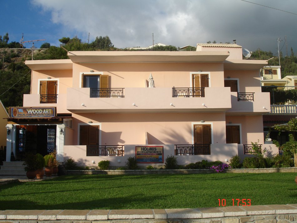 Accommodation in Corfu, Houmis Apartment and Studios - Studio No.  11