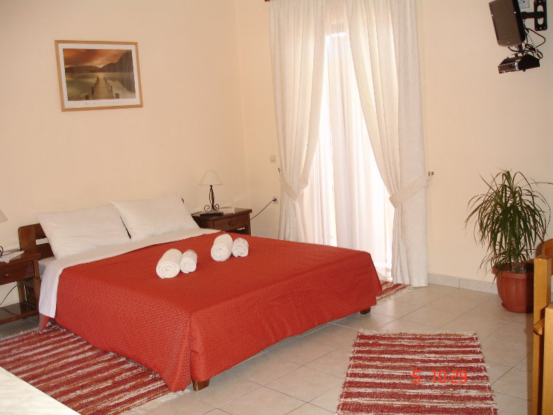 Accommodation in Corfu, Houmis Apartment and Studios - Apatrment No.  10