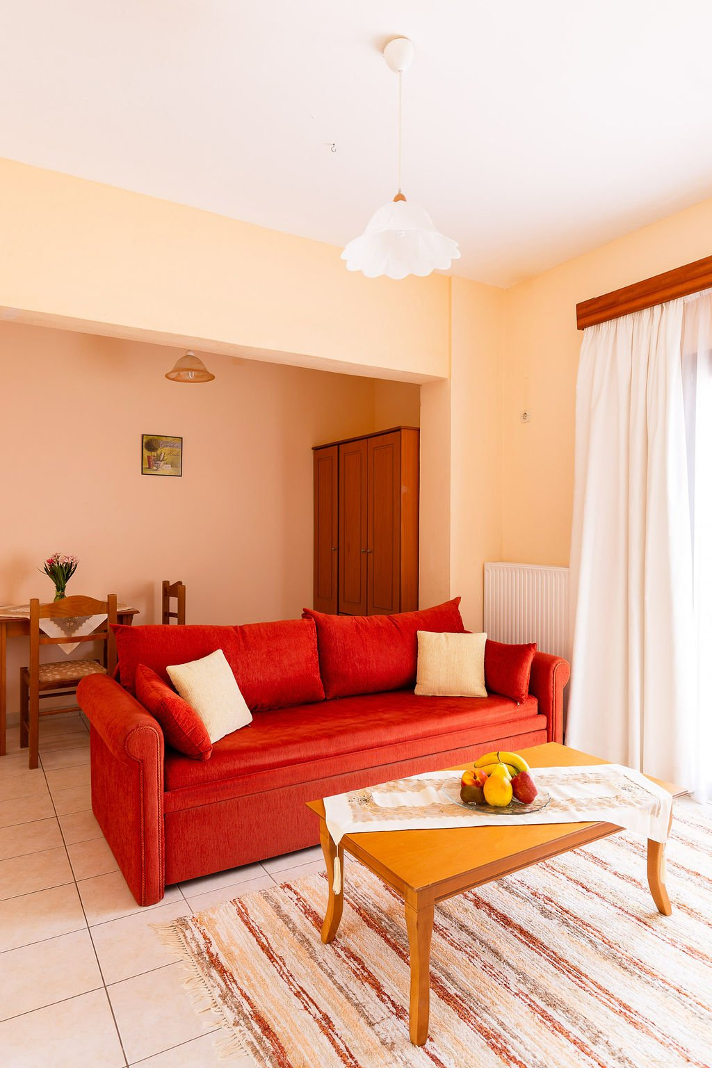 Accommodation in Corfu, Houmis Apartment and Studios - Apatrment No.  17
