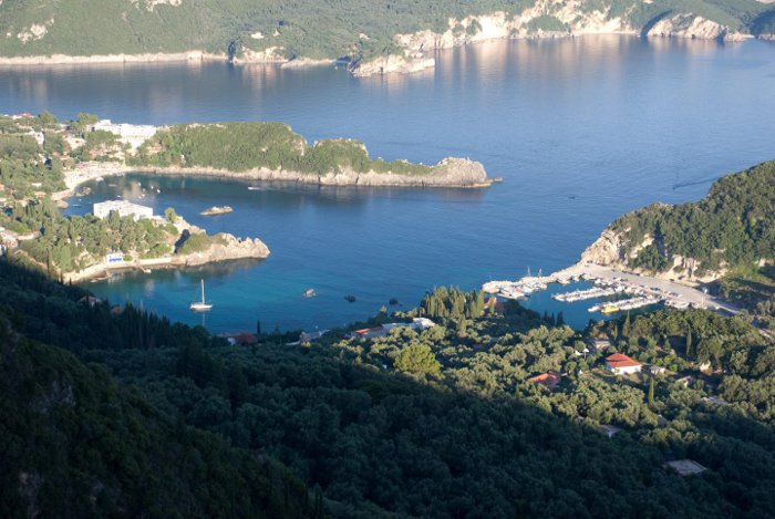 SPORT AND RELAX in Corfu island