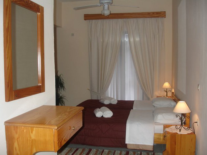 Accommodation in Corfu, Houmis Apartment and Studios - Studio No.  13