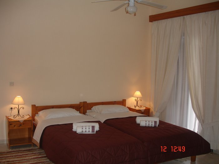 Accommodation in Corfu, Houmis Apartment and Studios - Studio No.  12